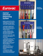 Eurovac's Chemical Dispensing Detailing