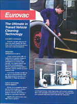 The Eurovac Transit Brochure