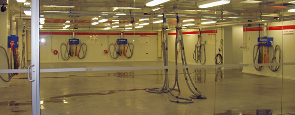 Spray Booths For Automotive, Industrial, and Aerospace