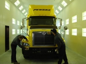 Penske Truck Leasing Opens New Collision Repair Center in Annapolis Junction, Md.