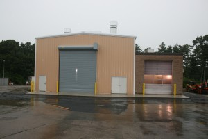 Minuteman Trucks in Walpole MA Gets a New Spray Booth