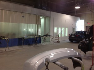 Today's Collision Center in Malden, MA Gets a Spray Booth Overhaul
